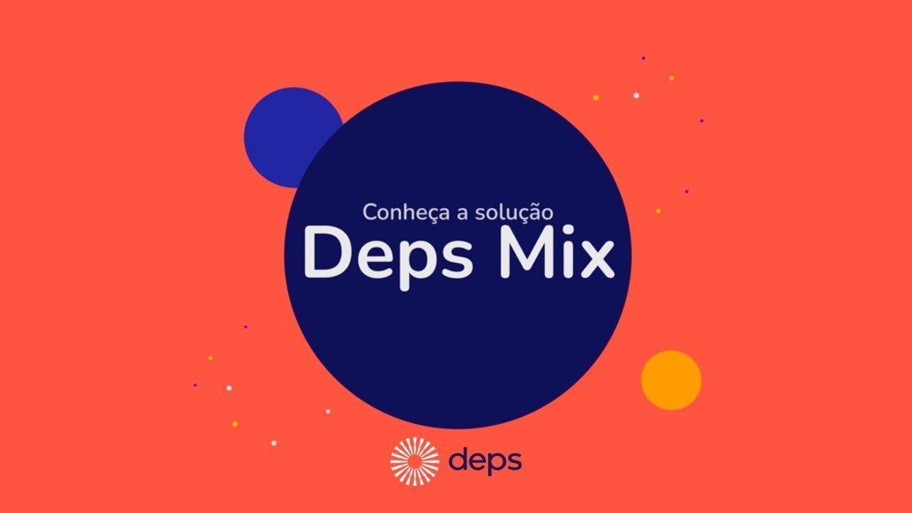 Deps Mix - Unifique todas as informações de crédito da sua empresa em um só lugar!